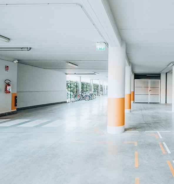 Posti-auto-interni-posti-bici-parcheggio-lotto-B-Silvi-Marina-Le-Dune